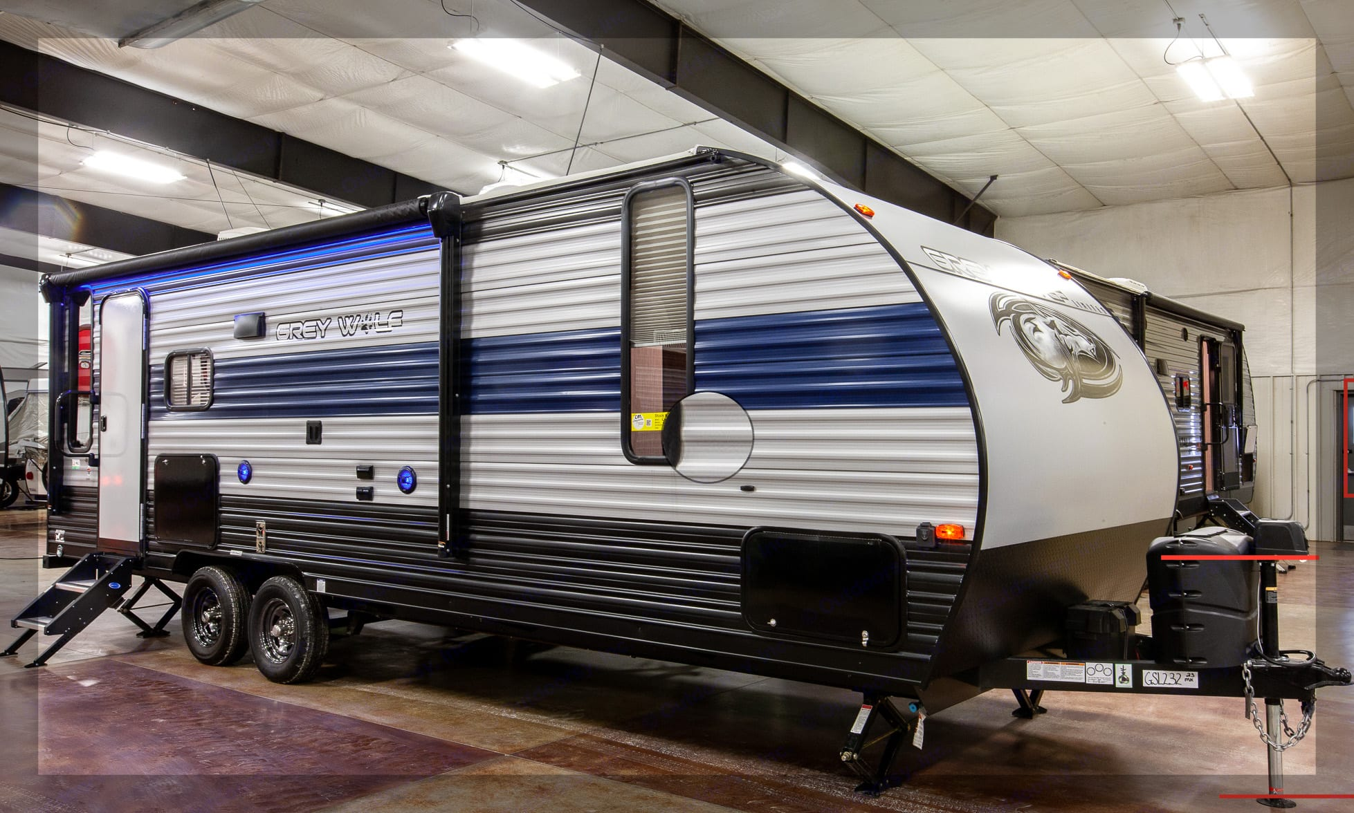 Forest River Cherokee Grey Wolf 23mk 2020
