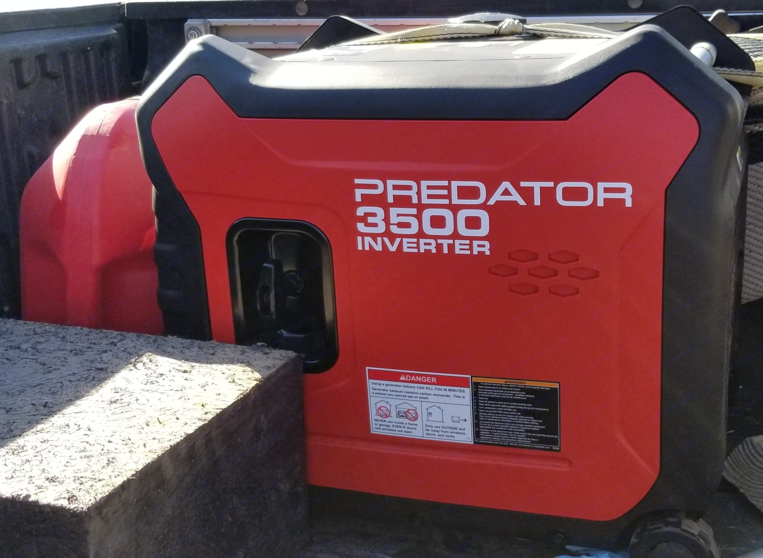 Generator available for rent. Used only for dry camping or with no park electrical power hookups. 3500/3000 with inverter. 2.6 gal tank=3h.. Forest River Salem Hemisphere Lite 272RLIS 2015