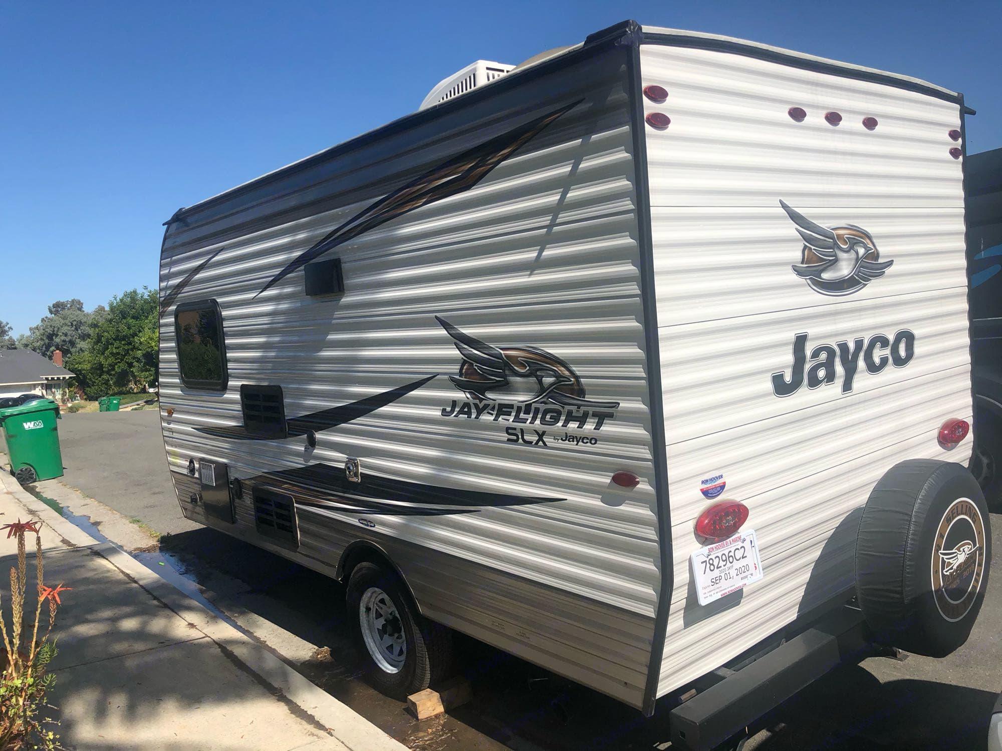 Jayco Jay Flight SLX7 154BH 2020