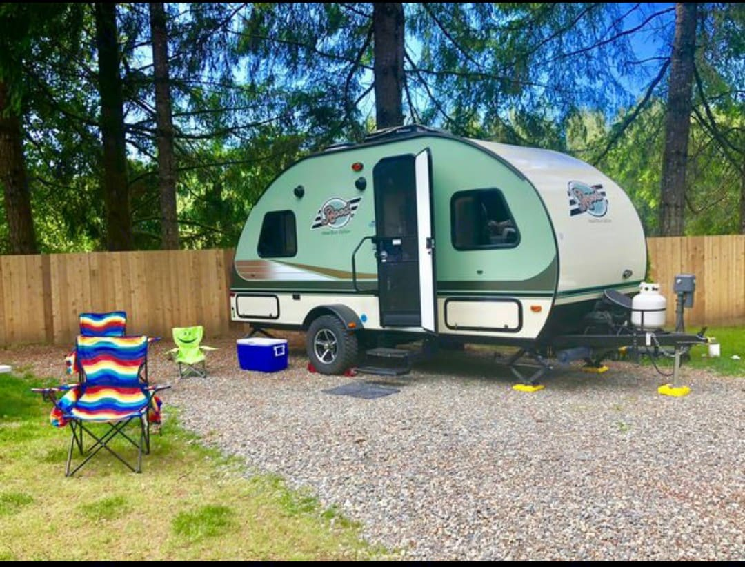 Forest River R-Pod 178 2015