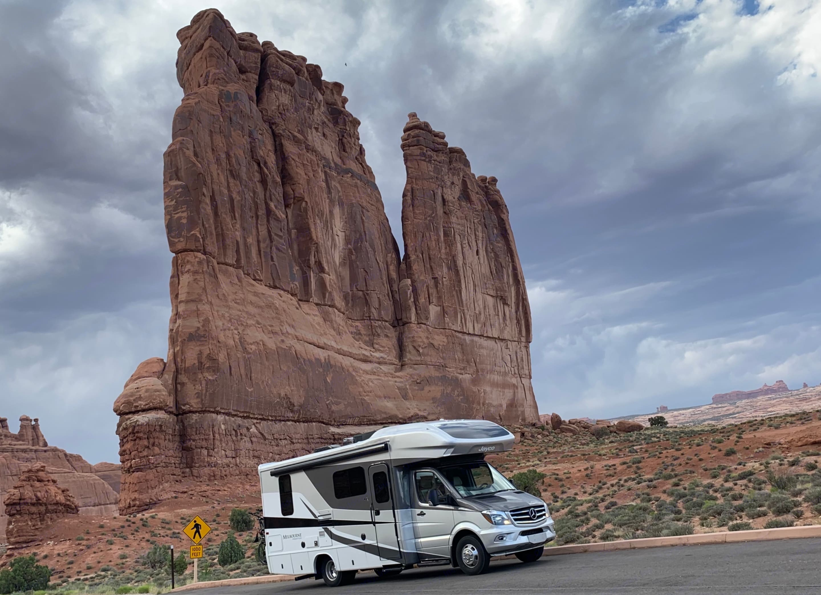 Where will you explore?. Jayco Melbourne 2018
