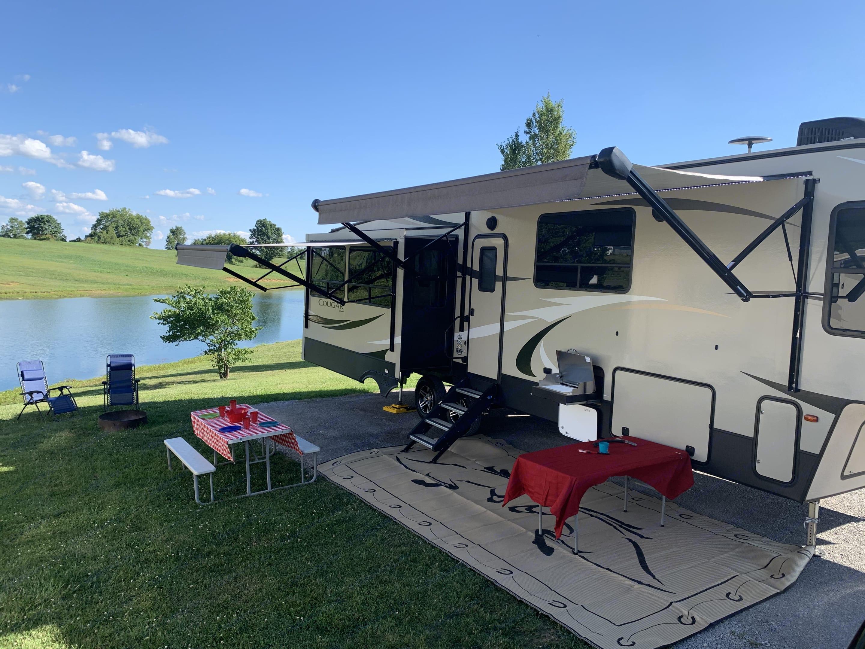 Keystone Cougar 2018