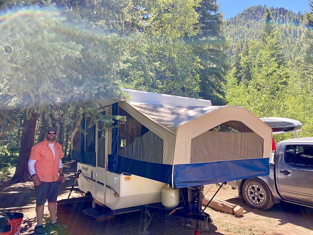 Renter submitted Photo- Gunnison or Crested Butte area. Flagstaff MAC 176LTD 2010