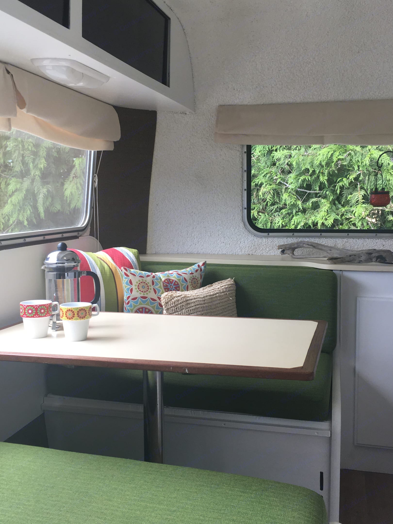 Morning coffee coming right up!. Vintage Trailers Other 1980