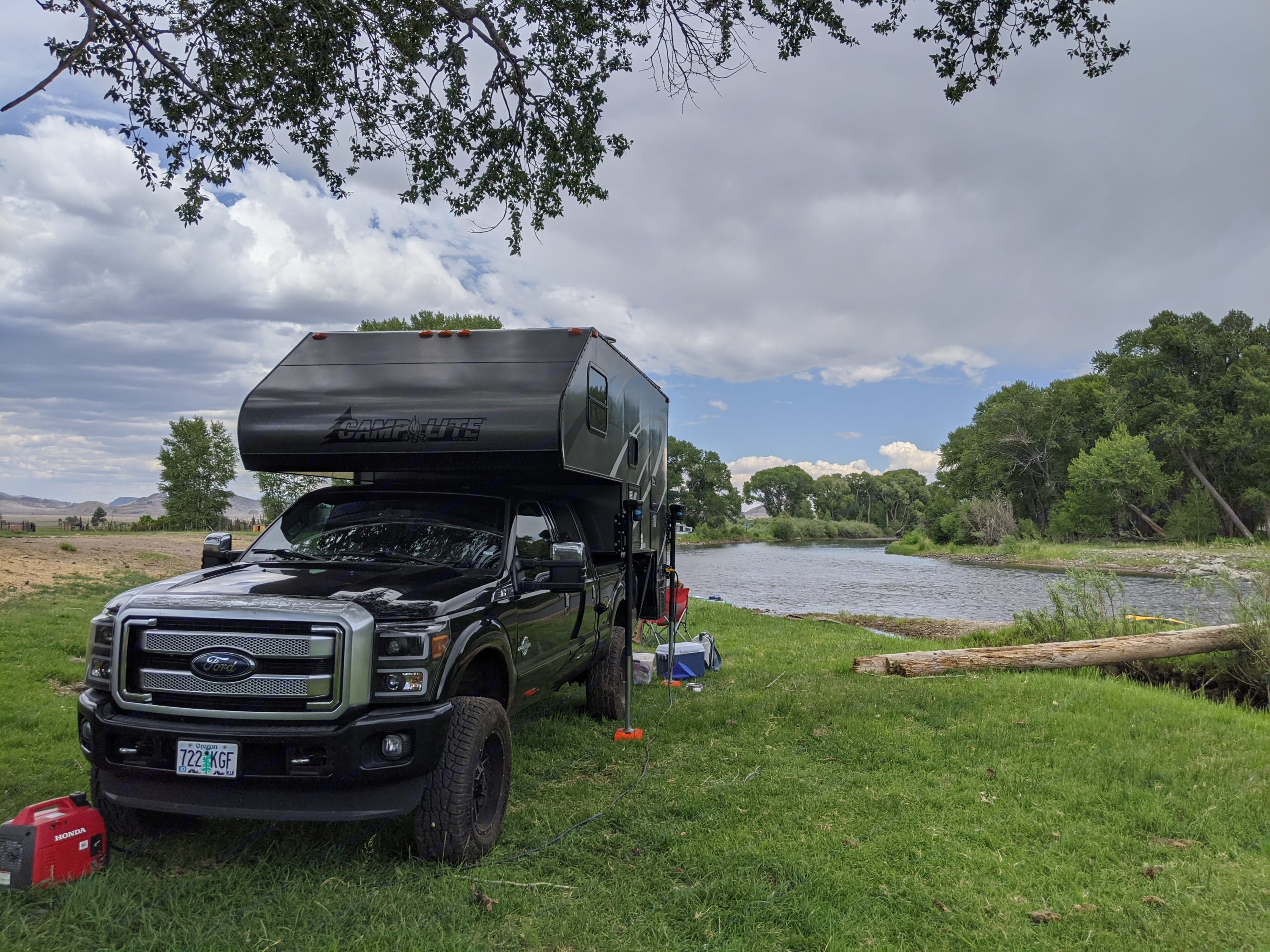 Ford F350 Diesel Double Cab 2015