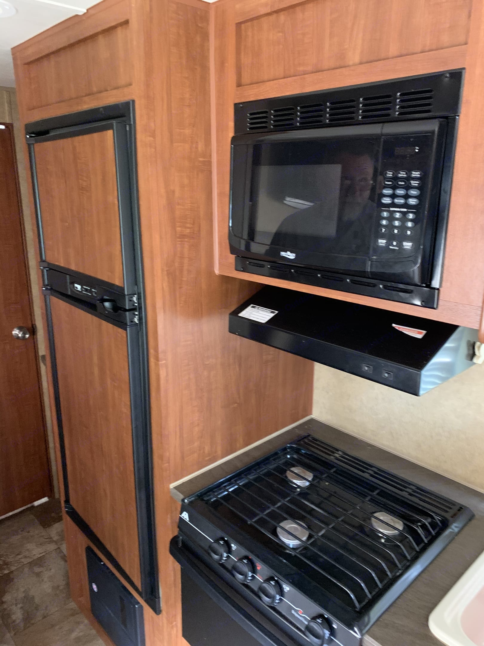 kitchen. Jayco CamperTrailer-Swift 2013