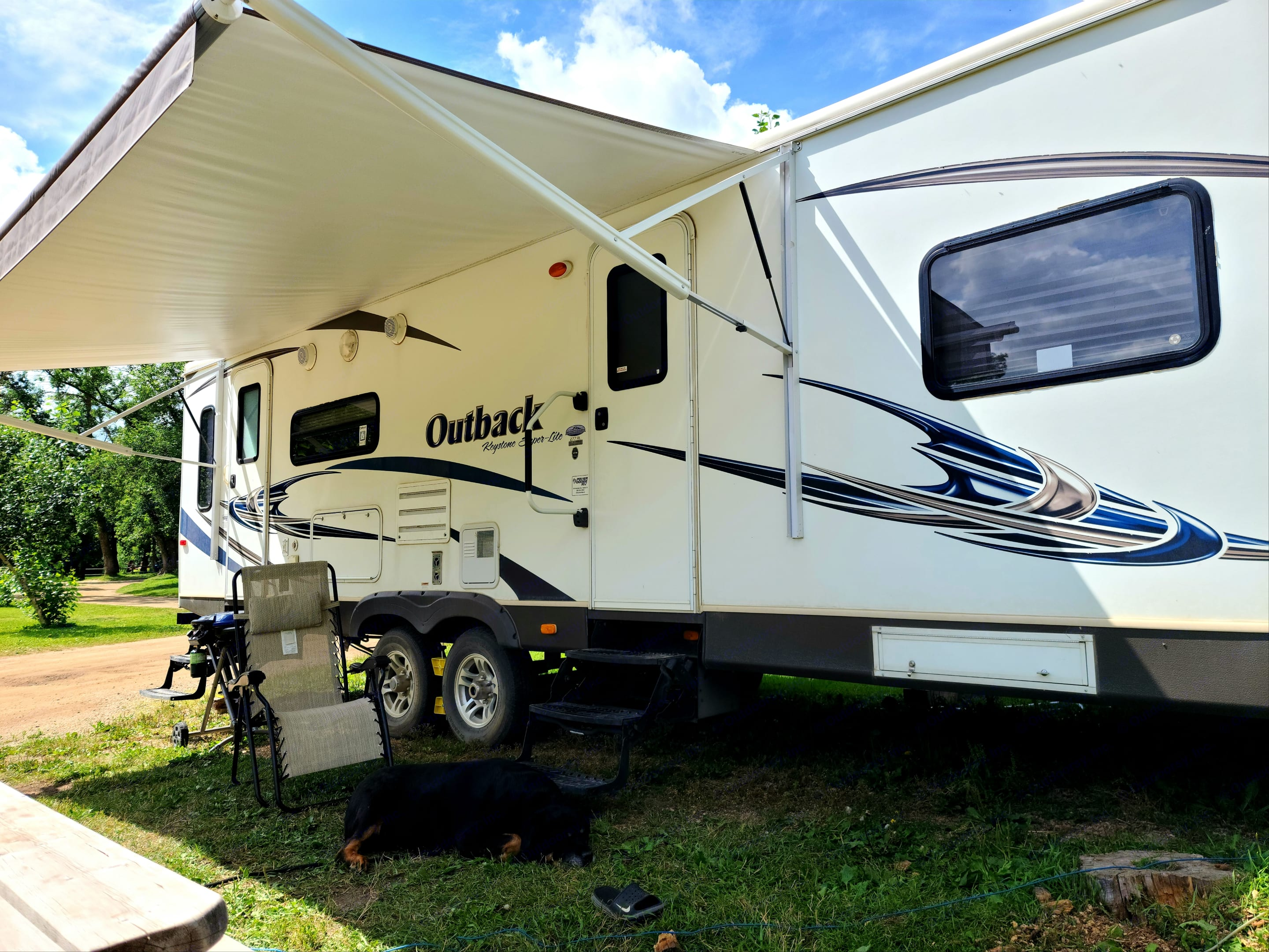 Outback Campers Drover 2013