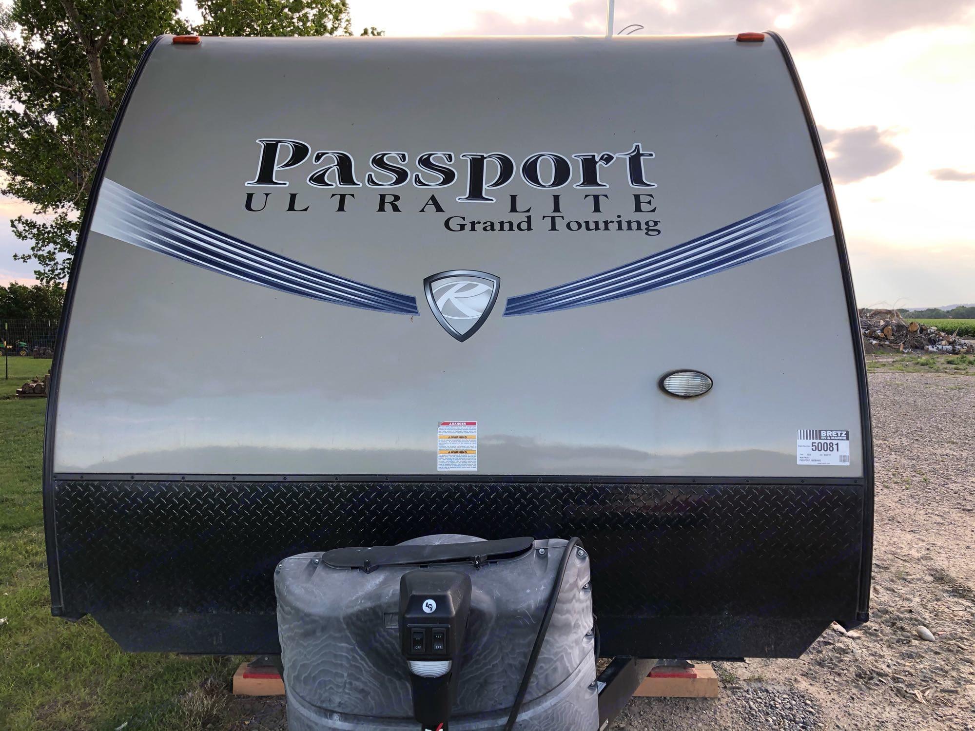 Keystone Passport 2016