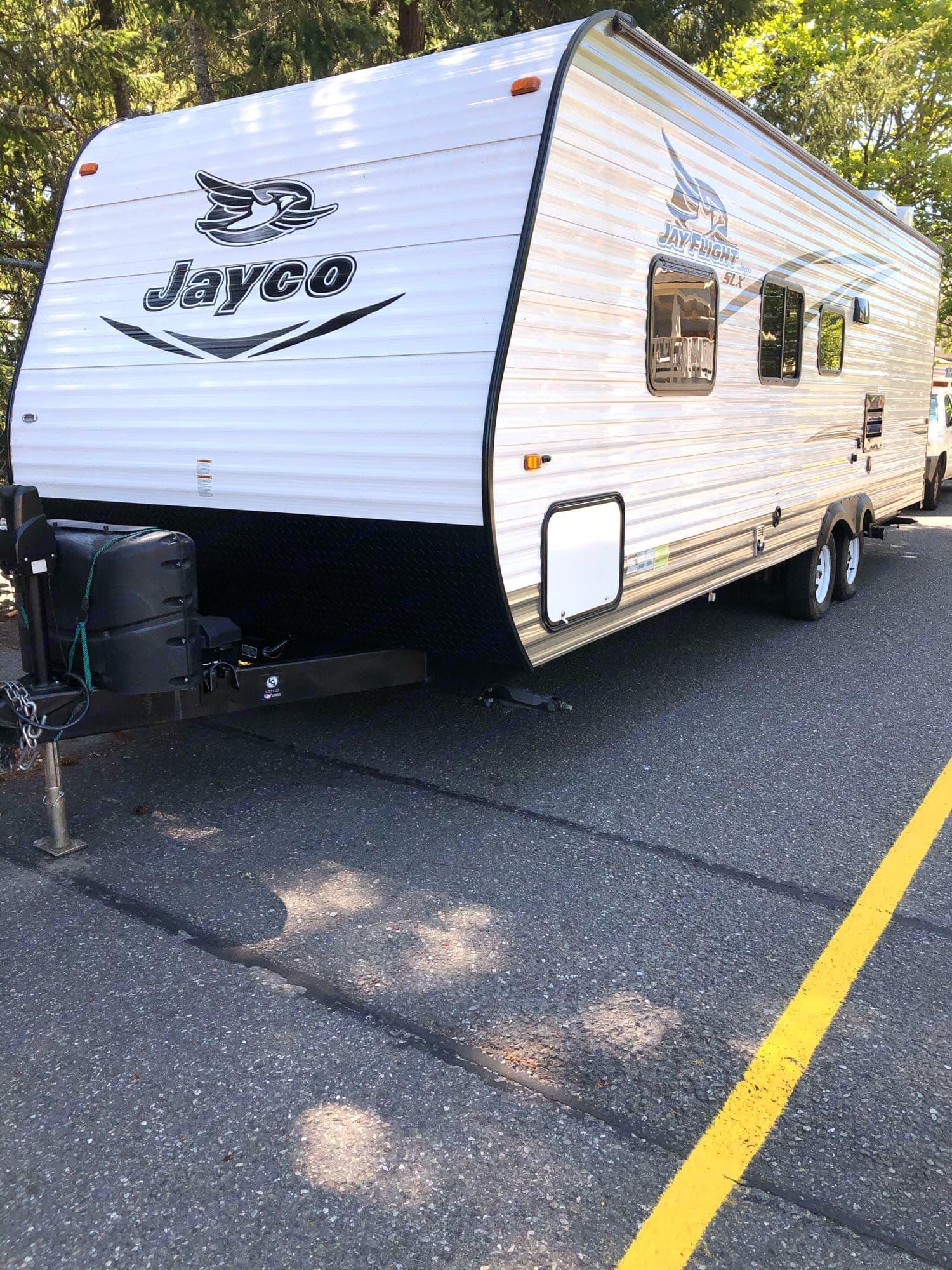 exterior. Jayco JayFlight 2016