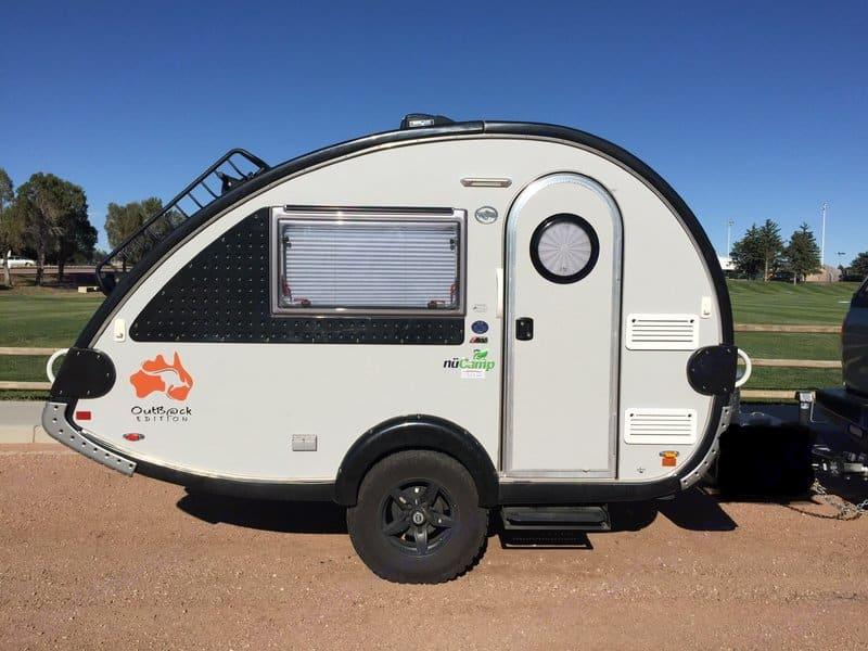 NuCamp Outback 2018