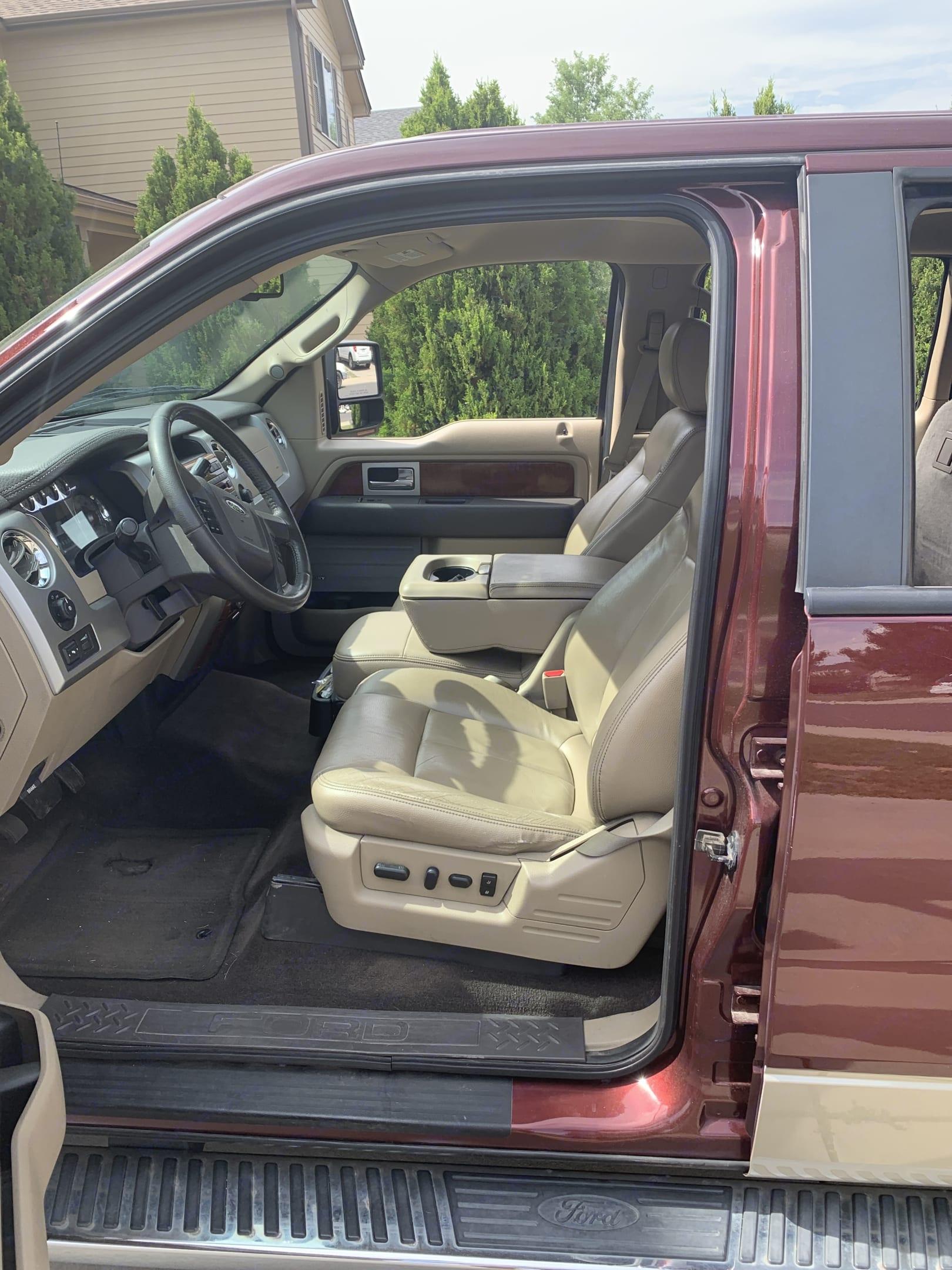 Ford FordF150 2010