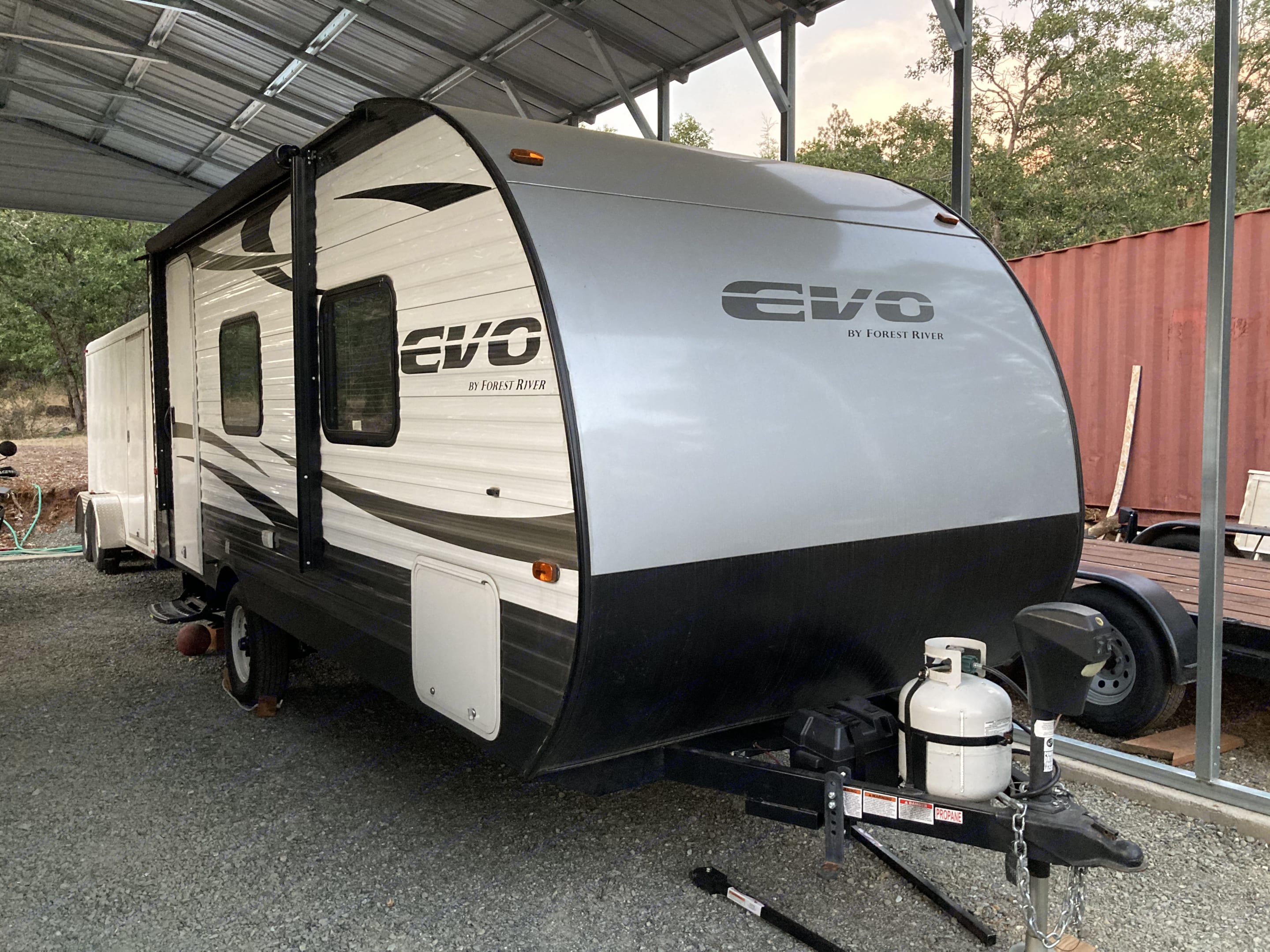 Forest River Evo 2018