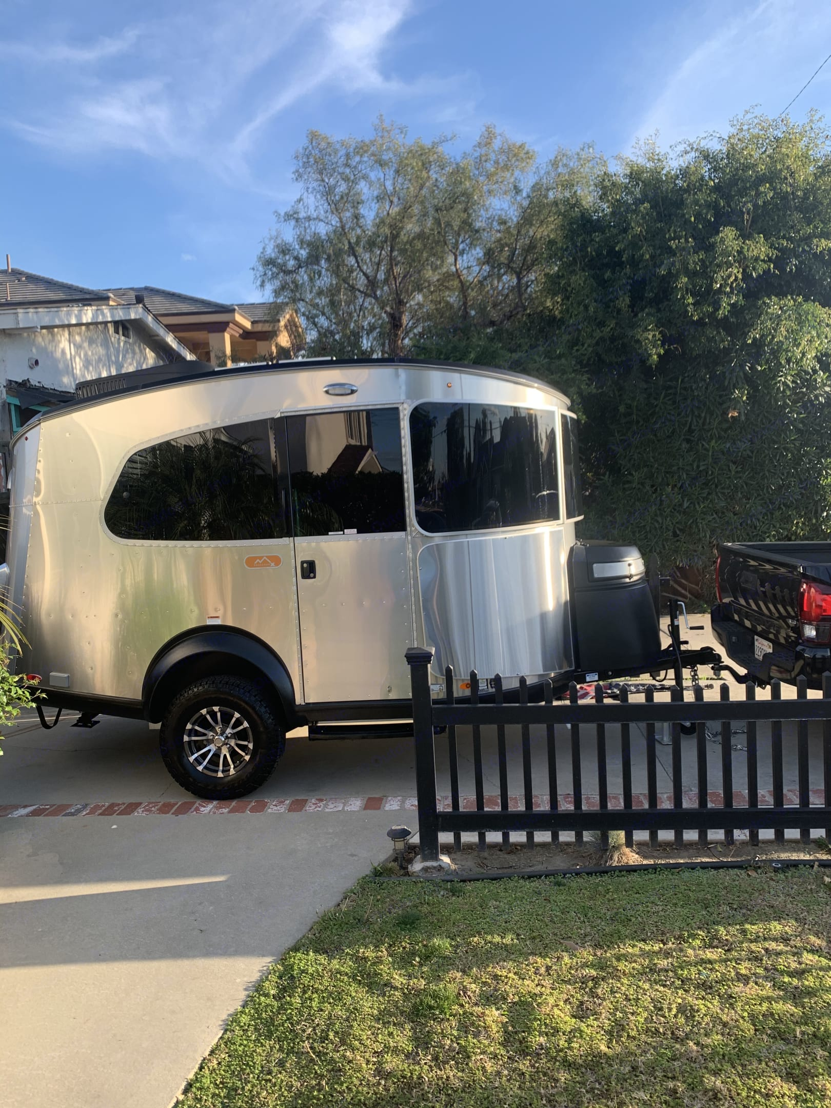 Airstream BaseCampx 2020