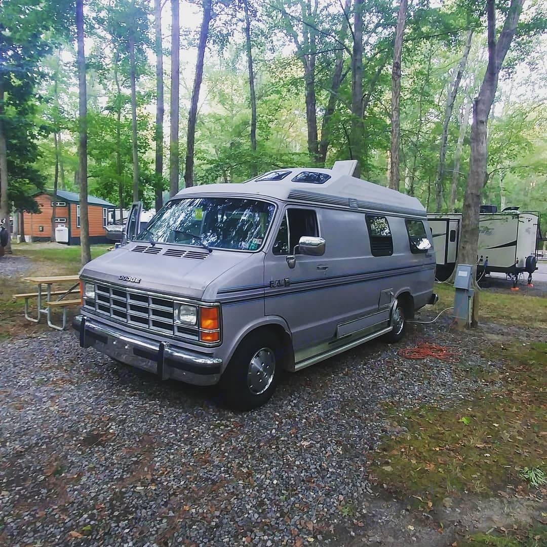 Van Diesel. Roadtrek 190 Popular 1991