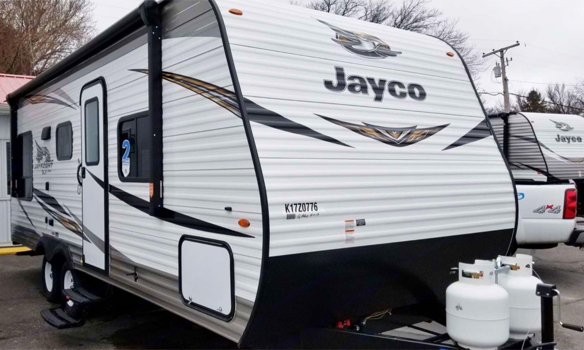 Jayco JayFlight 2018