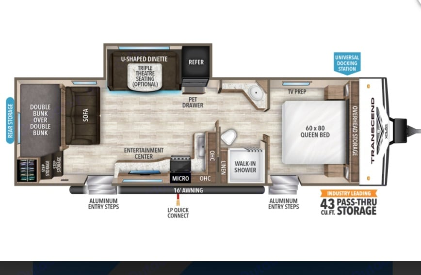 Grand Design 265bh 2021