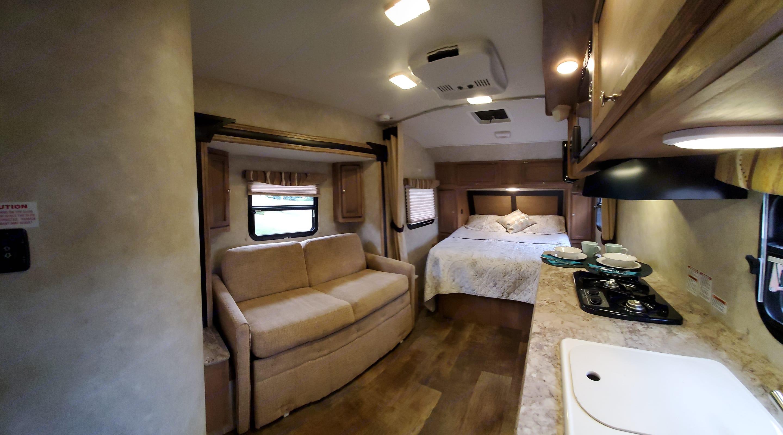 Full Interior. Gulf Stream Gulfstream 2019
