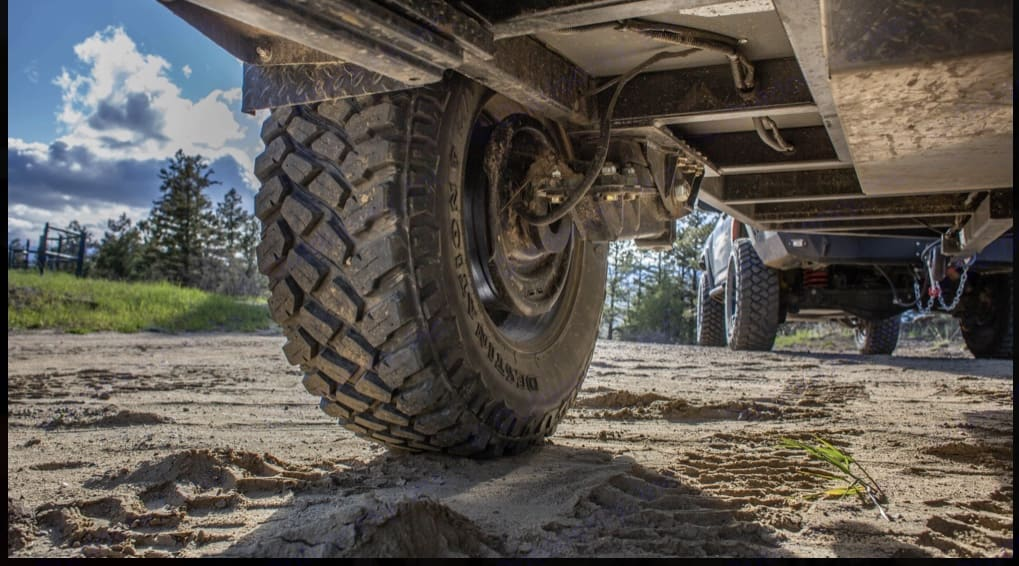 Axleless suspension. Into the Wild Boreas MXT 2019