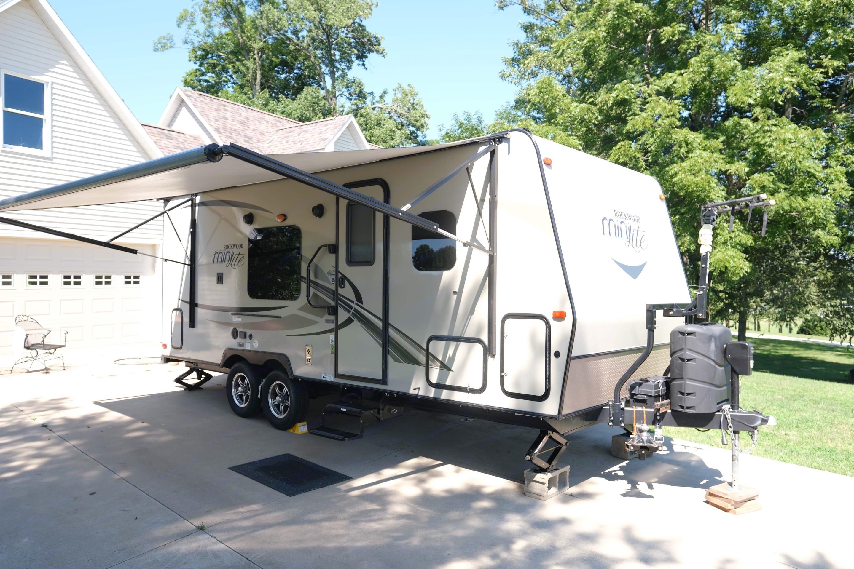 Forest River Rockwood Mini Lite 2304KS 2018