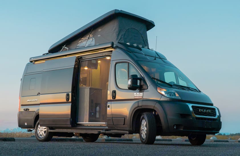 Ready for your next adventure!. Thor Motor Coach Sequence 2021