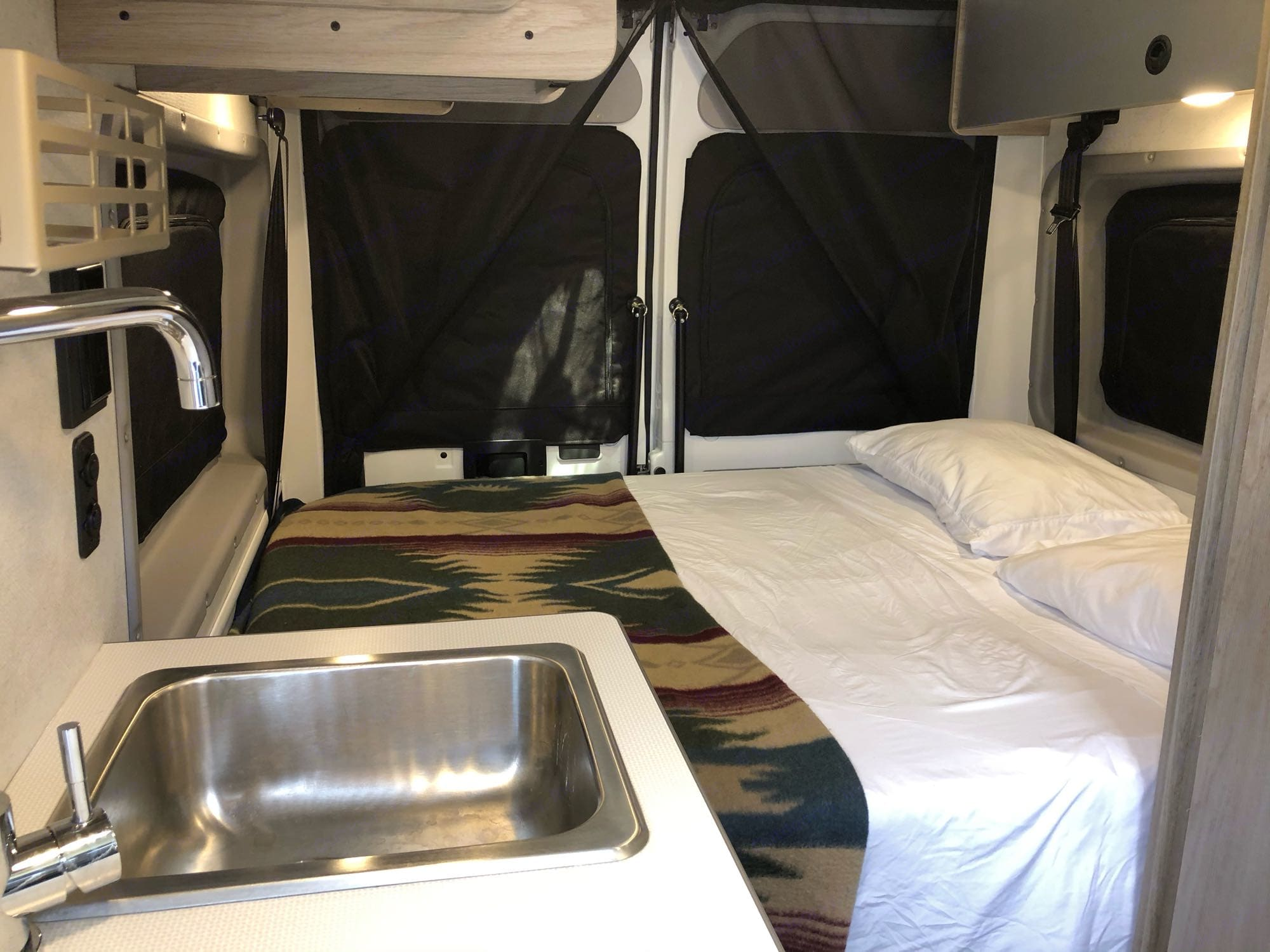 Sofa Bed (linens and pillows provided). Winnebago Other 2021