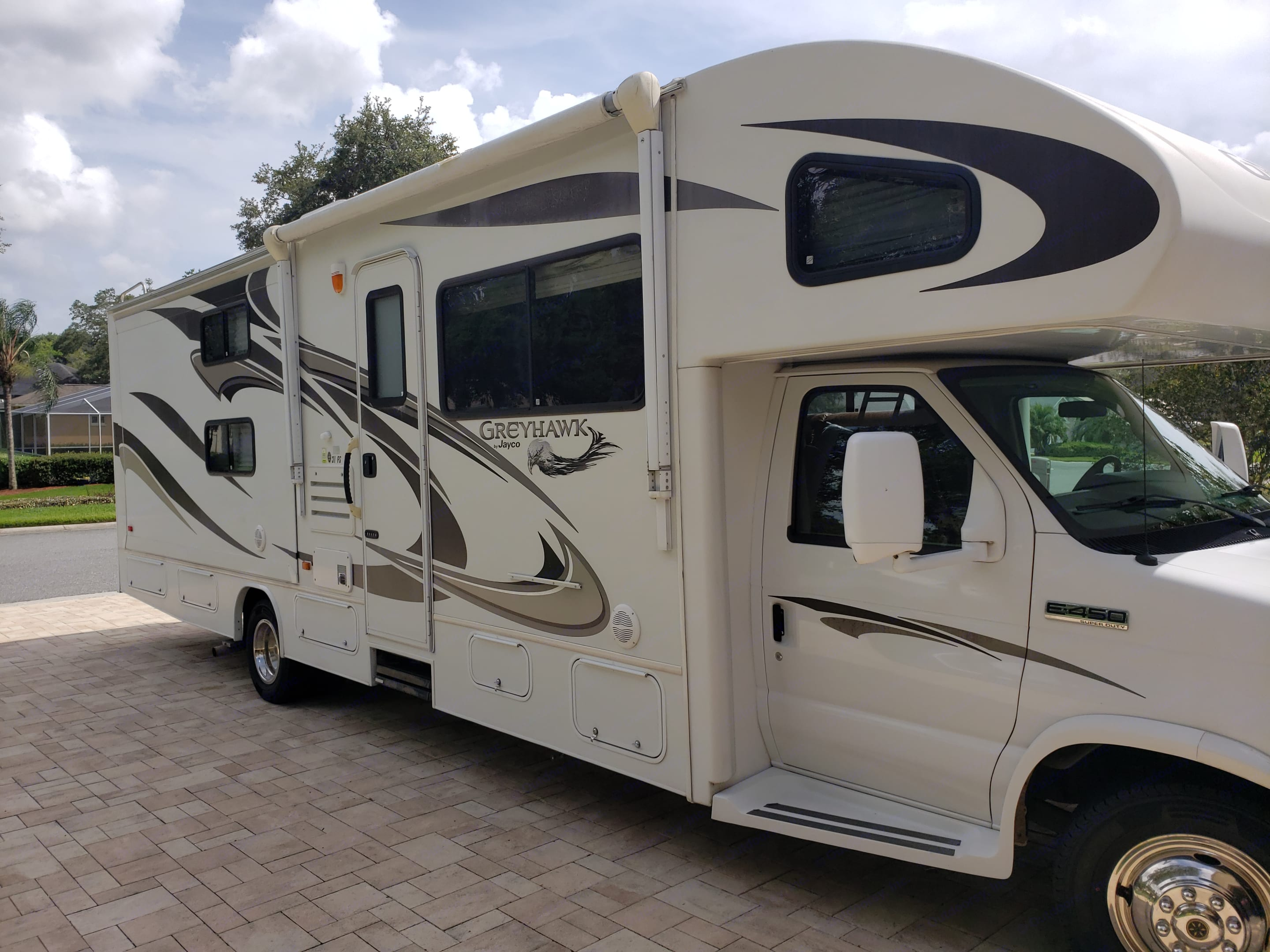 Great for families or couples looking to get away!. Jayco Greyhawk 2012