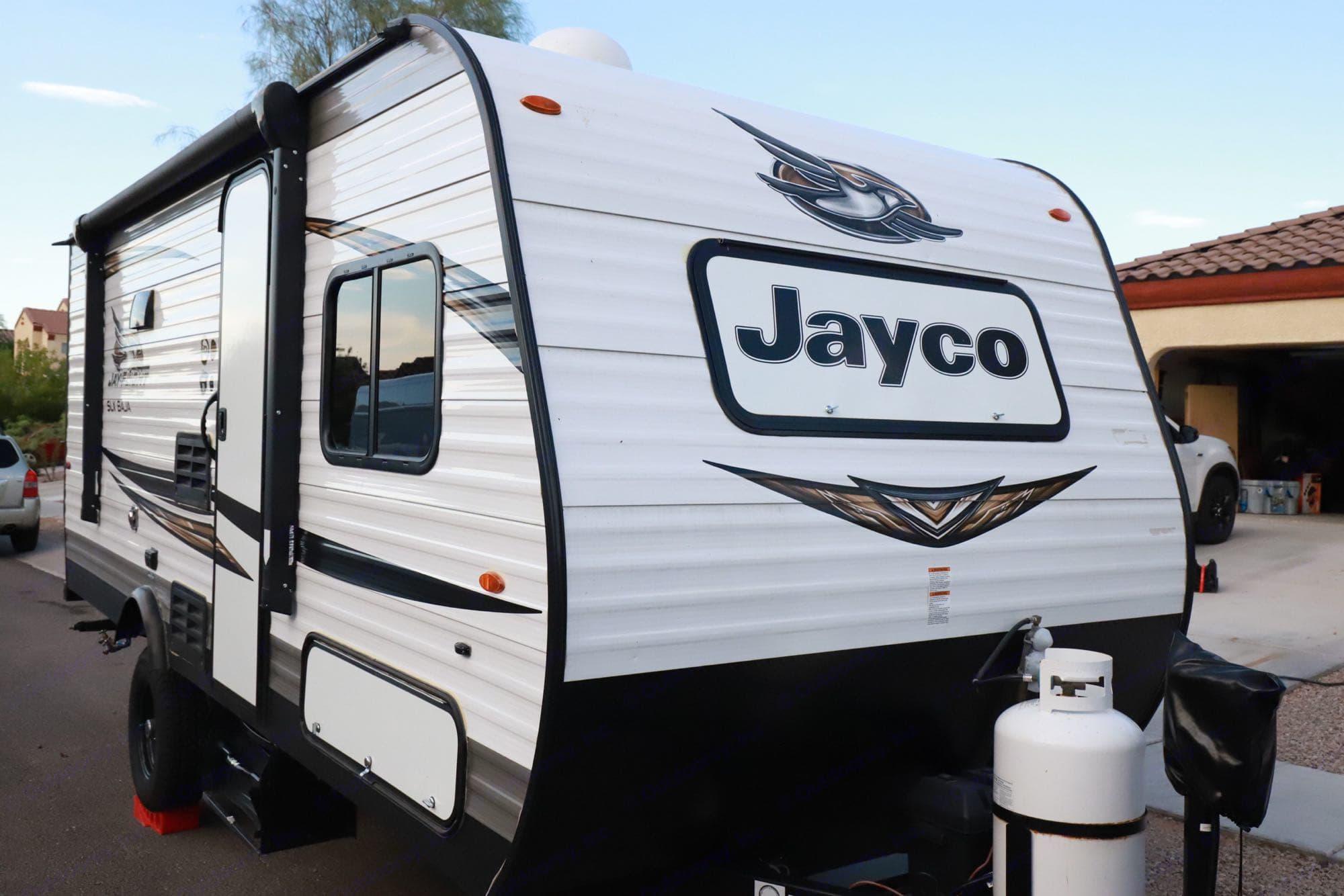 Front exterior. Jayco Baja 2019