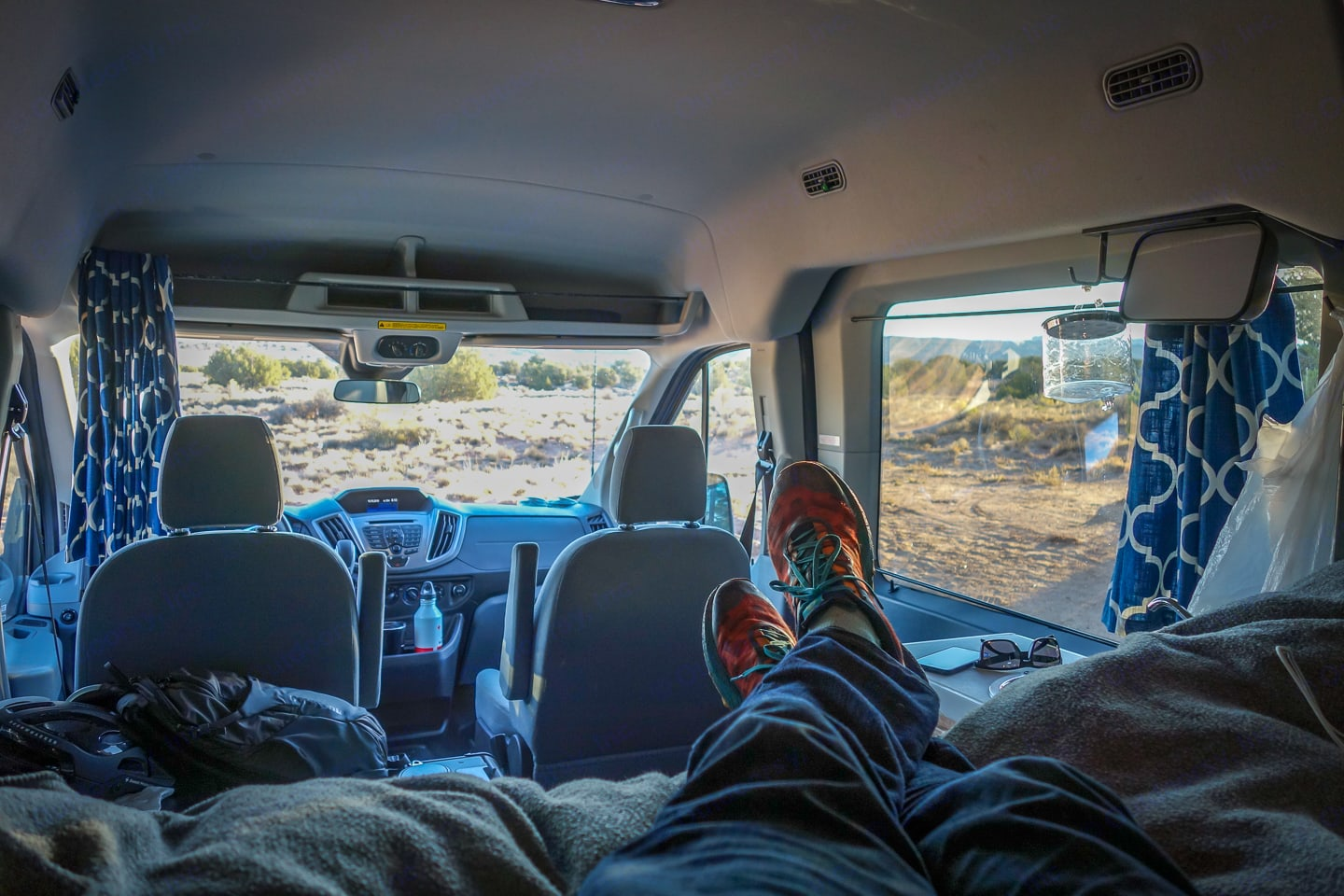 Nothing beats a comfortable place to sleep. Ford transit 2019