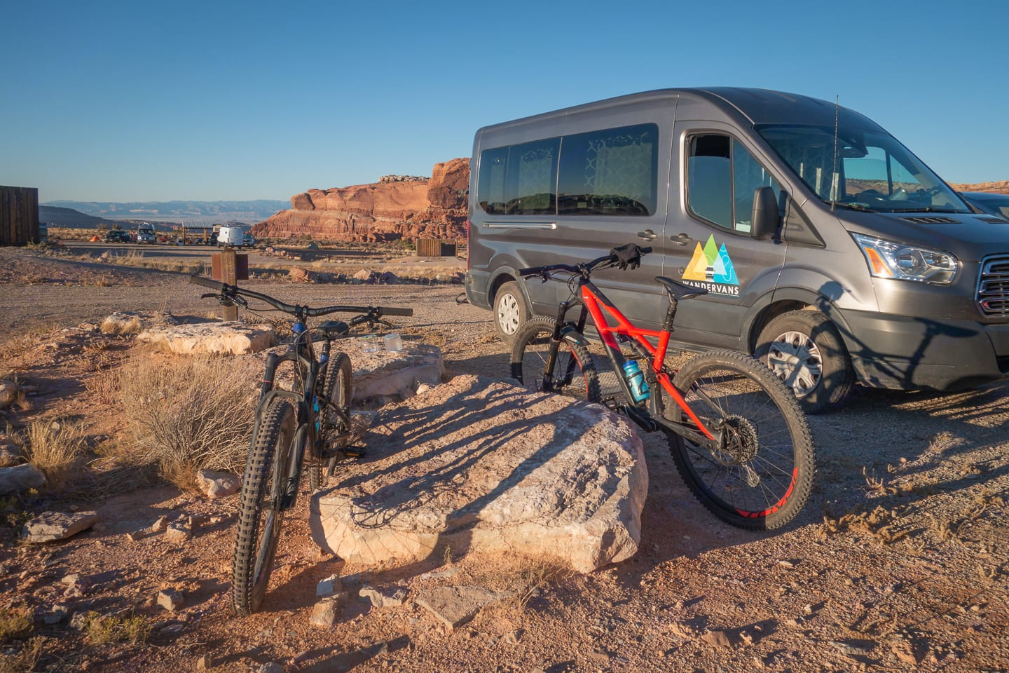 Getting you out on your next adventure. Ford transit 2019