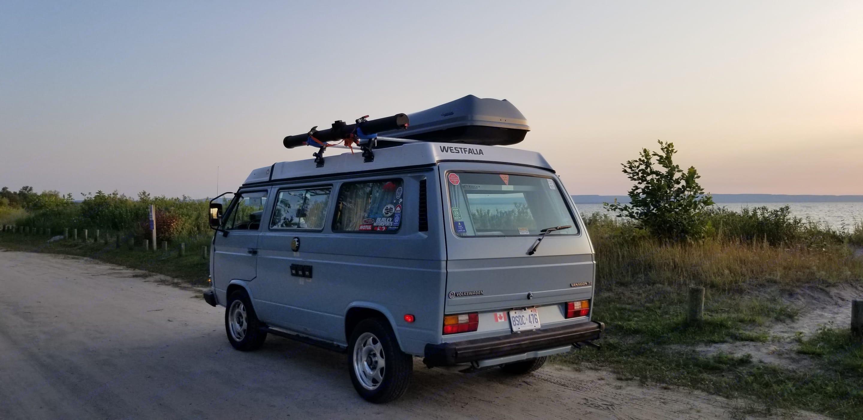 Volkswagen T3 Westfalia 1987