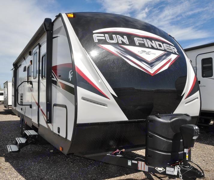 Cruiser Rv Corp Fun Finder 2019