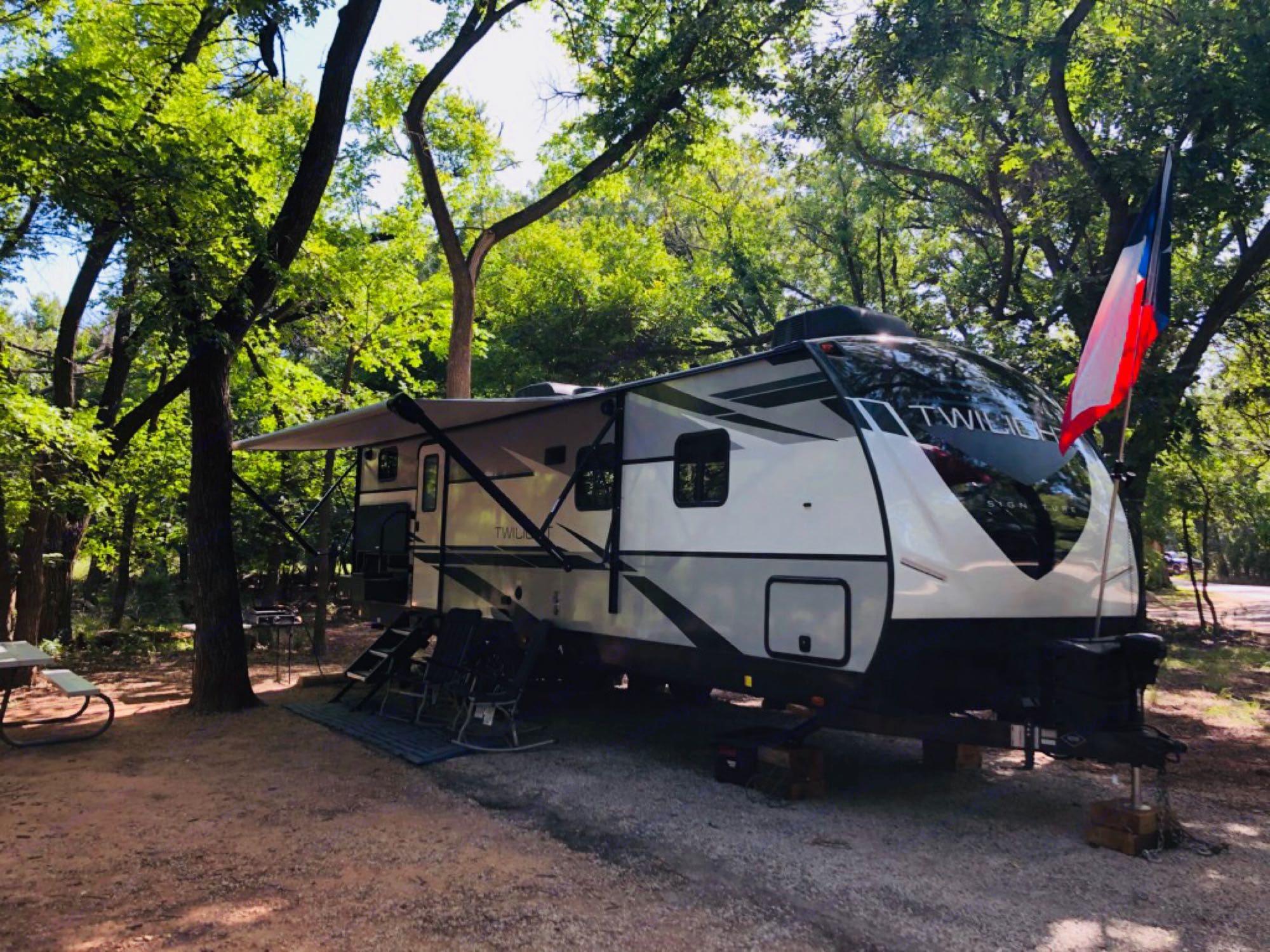 Abilene State Park. Cruiser Rv Corp Other 2021