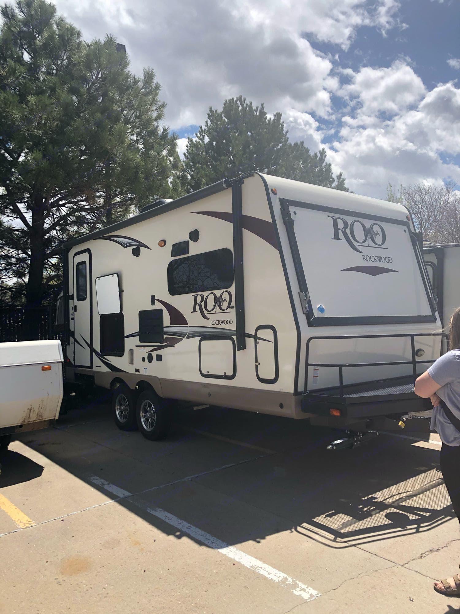 Forest River Rockwood 2018
