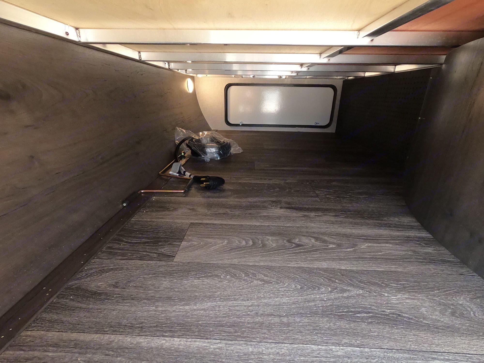 Under Storage. Keystone Bullet 243BHS 2021