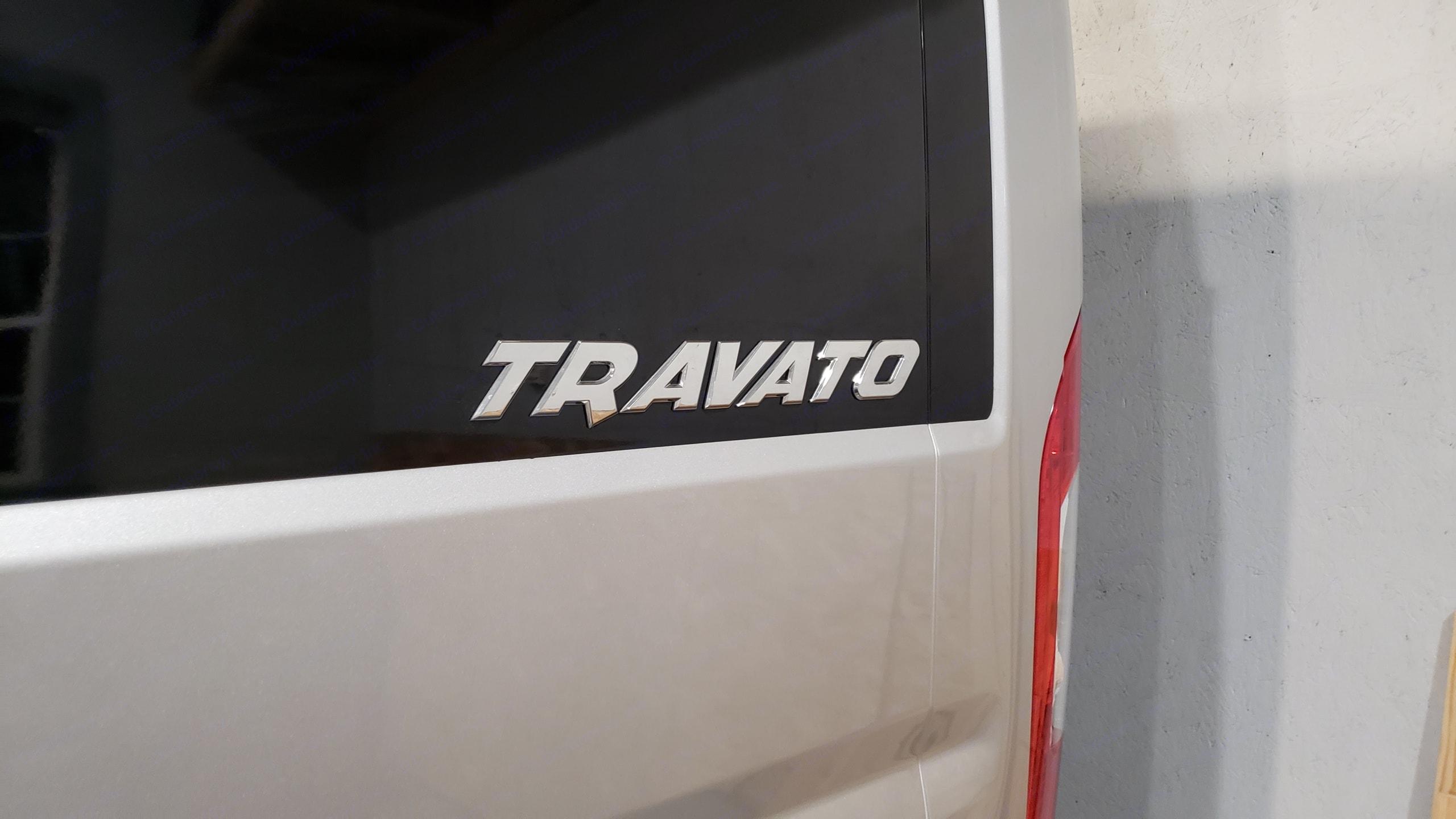 says it all.... Winnebago Travato 59GL 2020