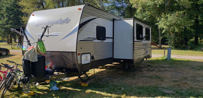 Keystone Springdale 2019