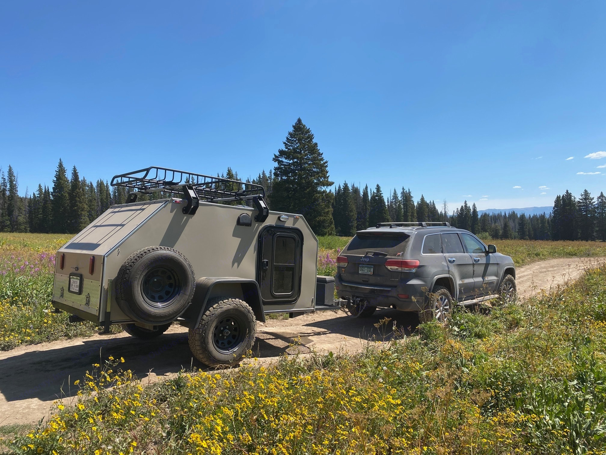 Towable by Most Any Vehicle. Vintage Trailers XTR 2018