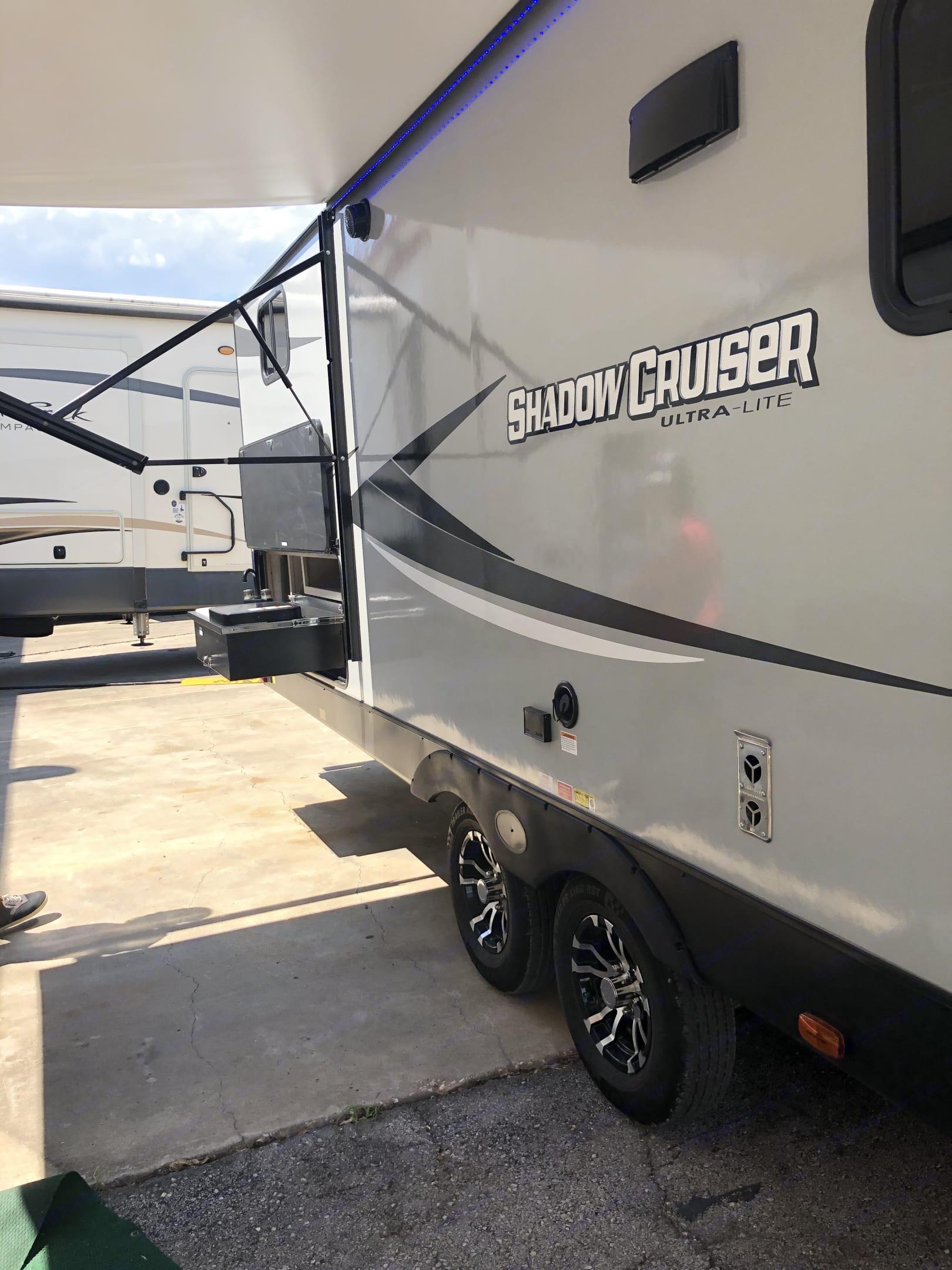 Cruiser Rv Corp Shadow Cruiser 2021