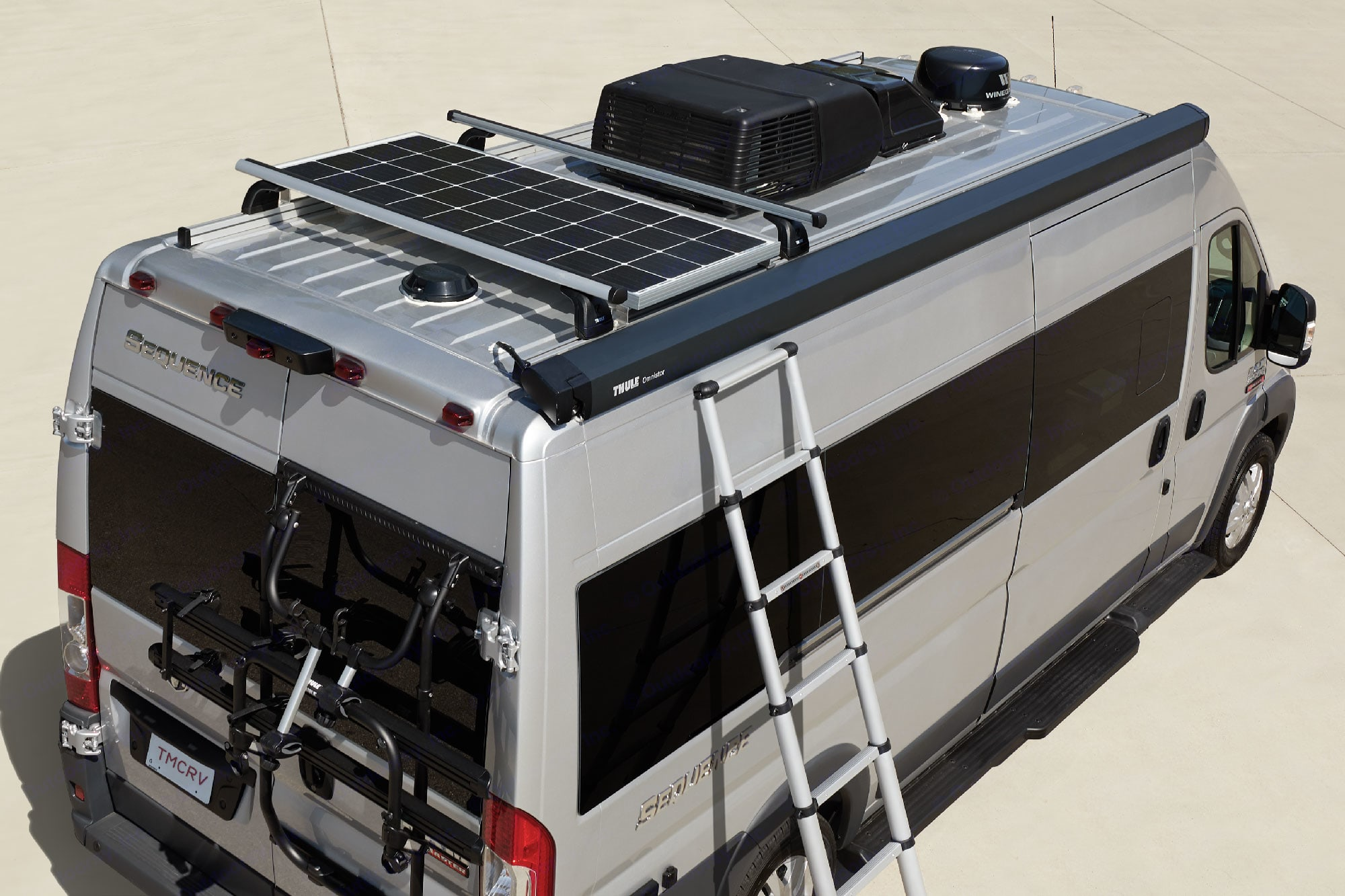 EXTERIOR OVERVIEW. Thor Motor Coach Other 2020