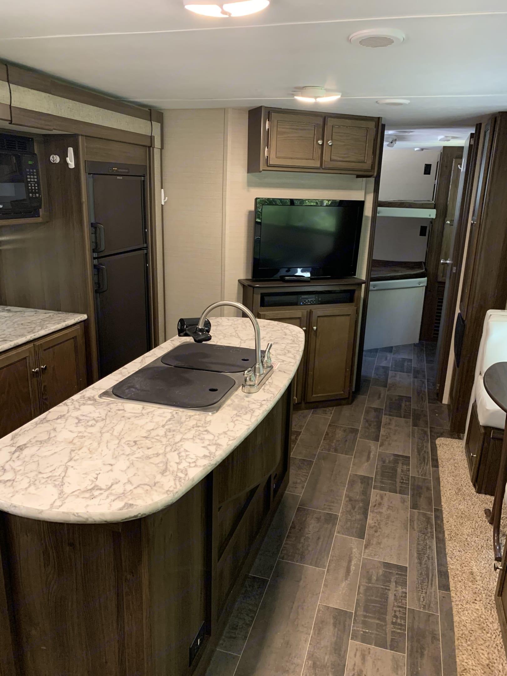 Kitchen. Keystone Bullet 2018