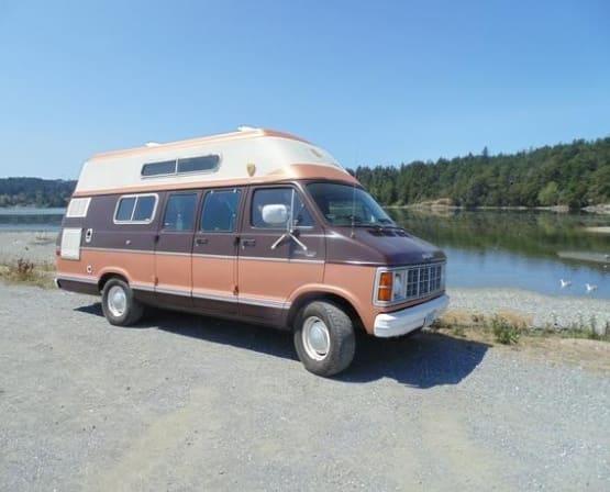 Dodge B Van 1979