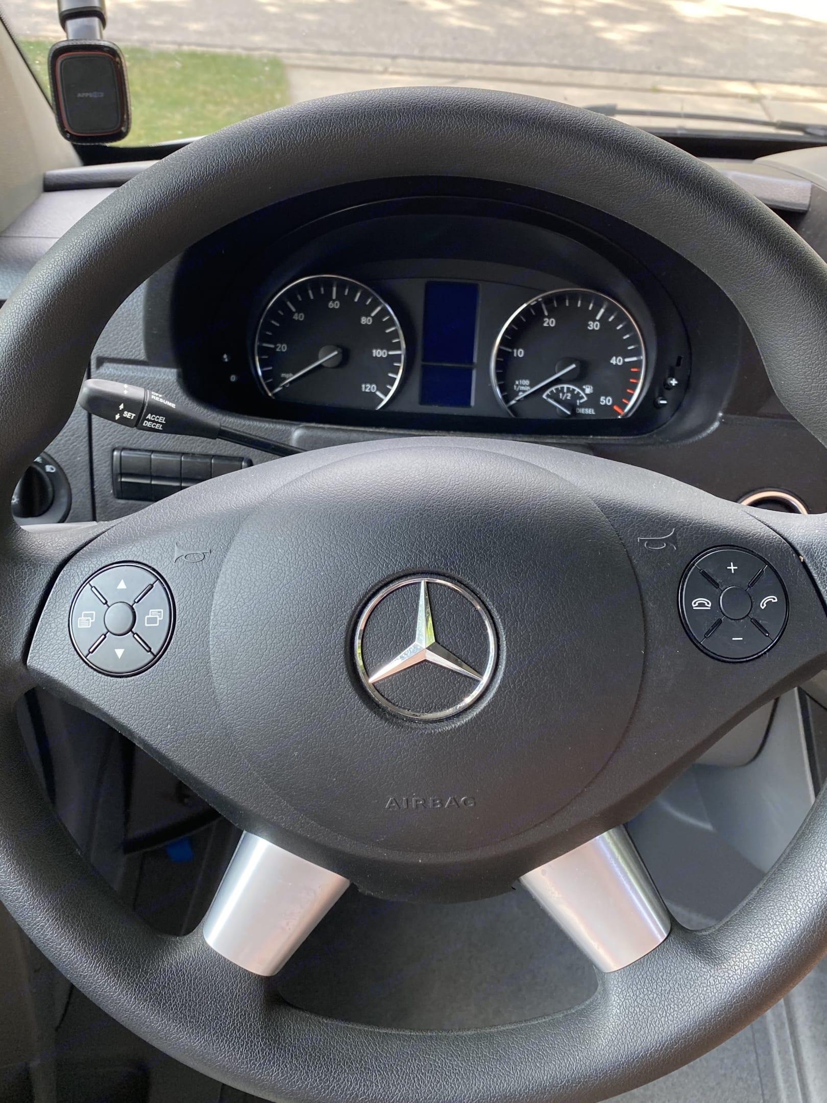 Driver. Coachmen Prism 2021