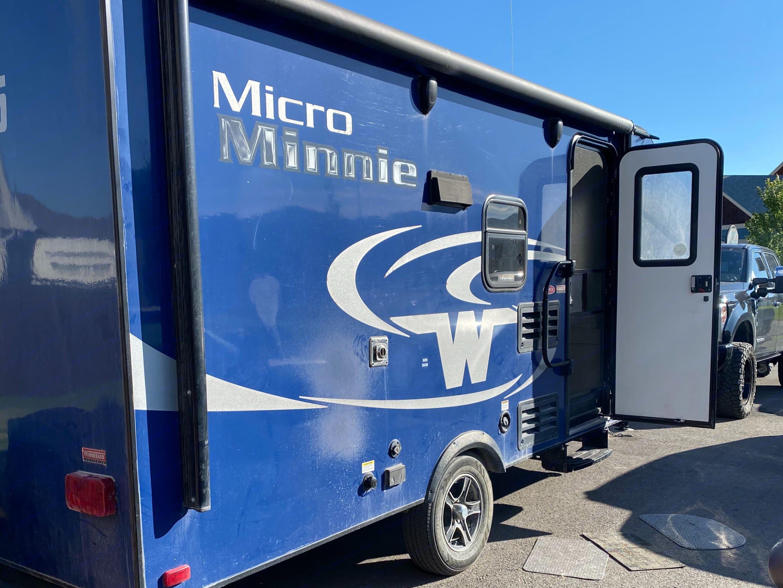 Winnebago Micro Minnie 2017