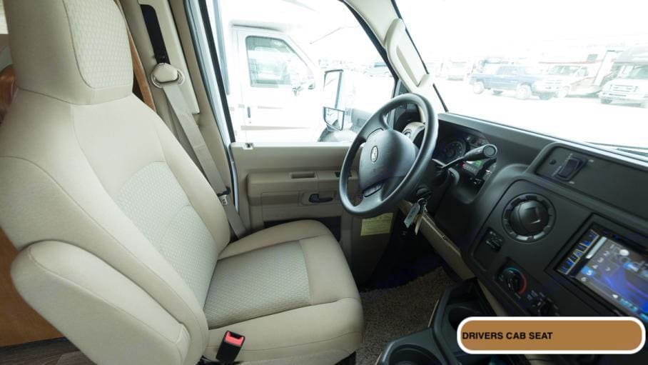 Drivers Seat. Winnebago Winnebago 2019