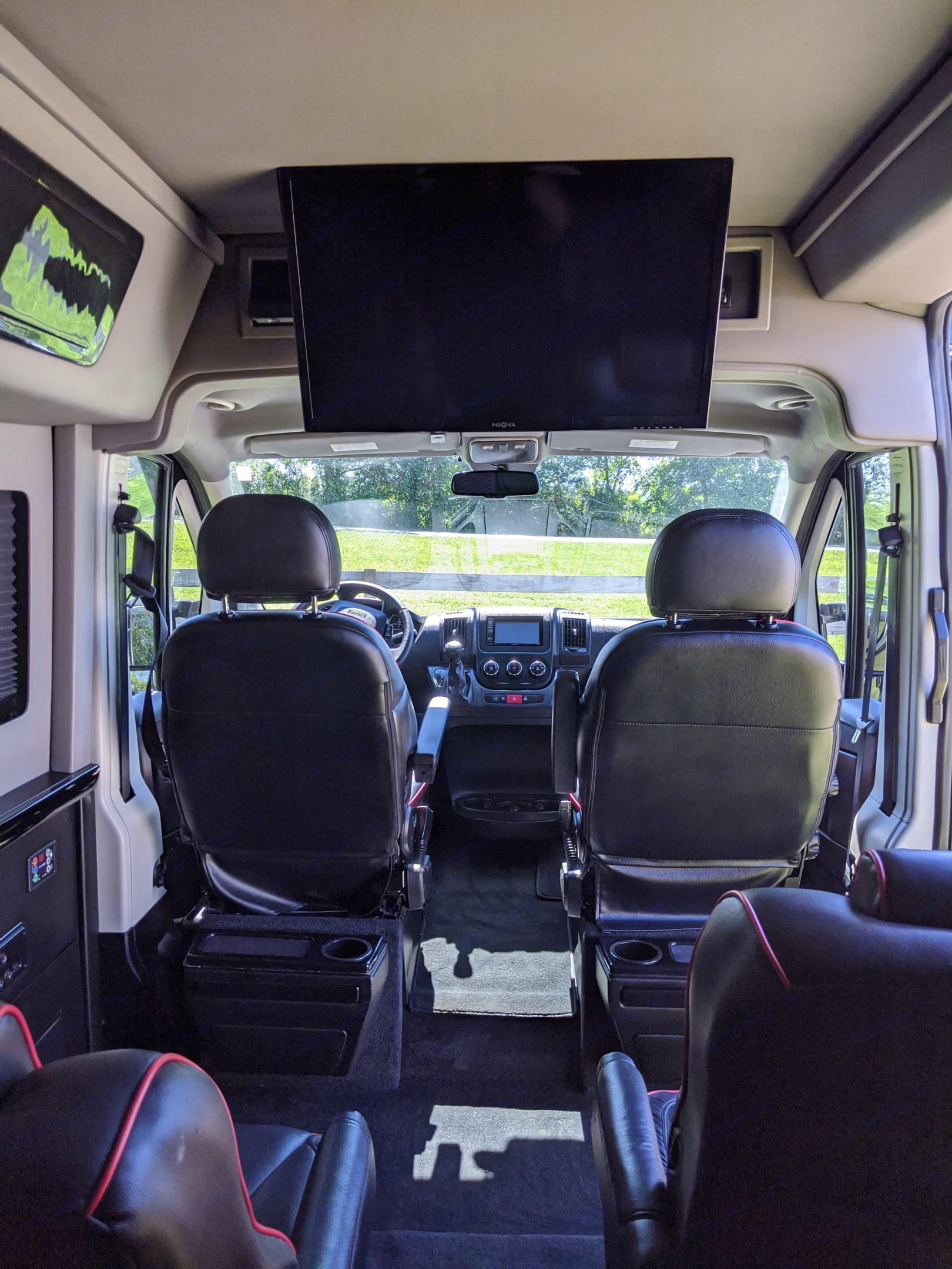 Dodge Promaster 2015