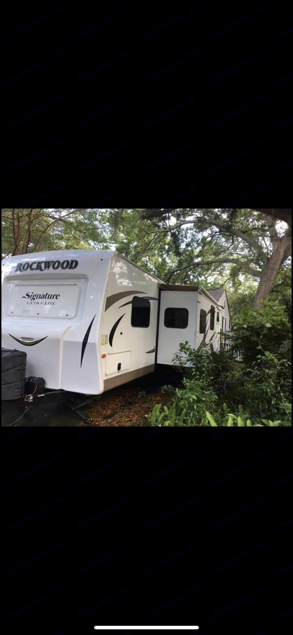 Forest River Rockwood Signature Ultra 2017