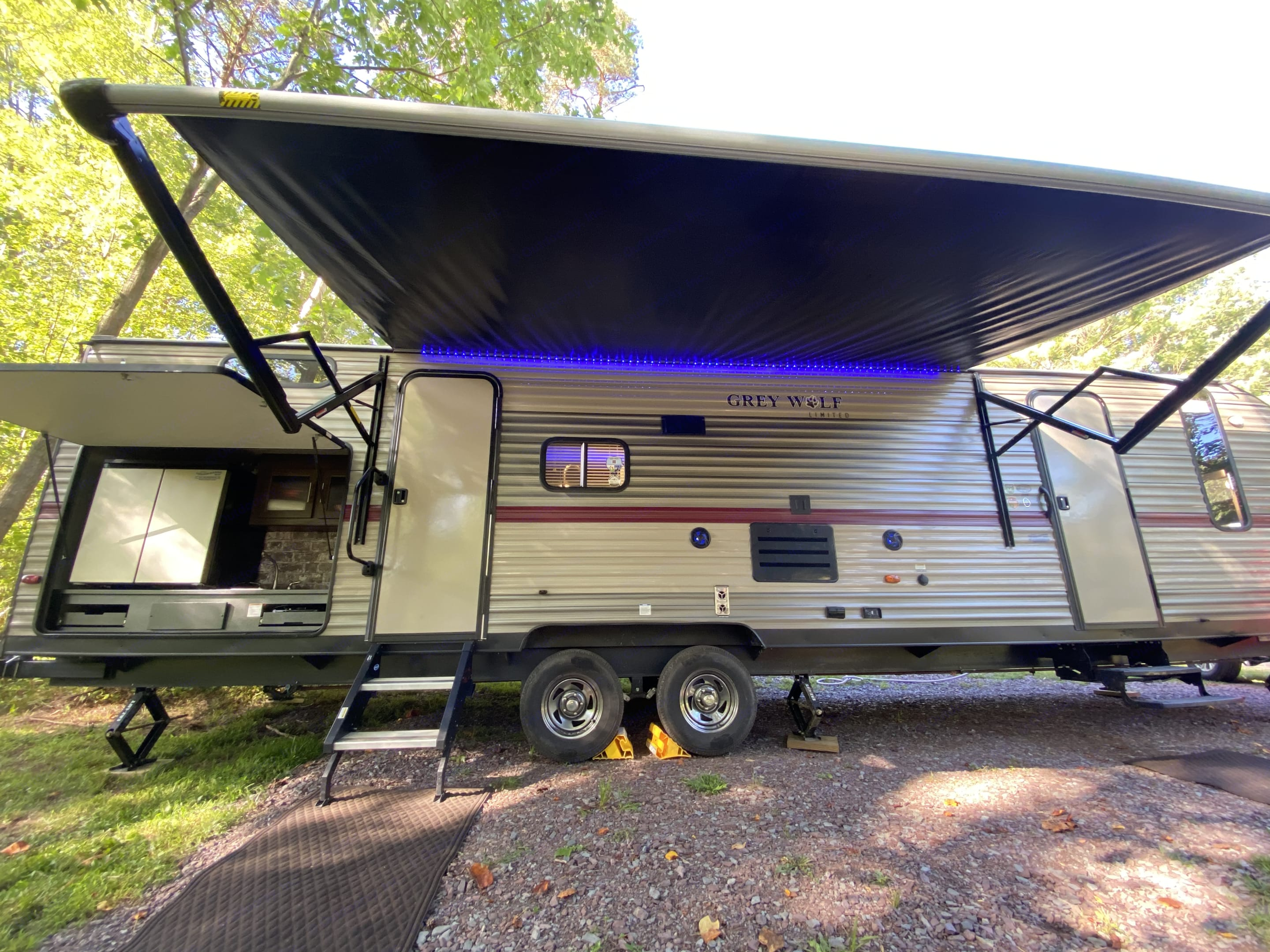 Forest River Cherokee Grey Wolf 29TE 2018