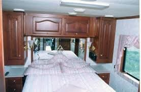 Master Suite. Newmar London Aire 1996