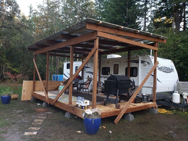 "Original ""home"" site. Keystone Springdale 2012"
