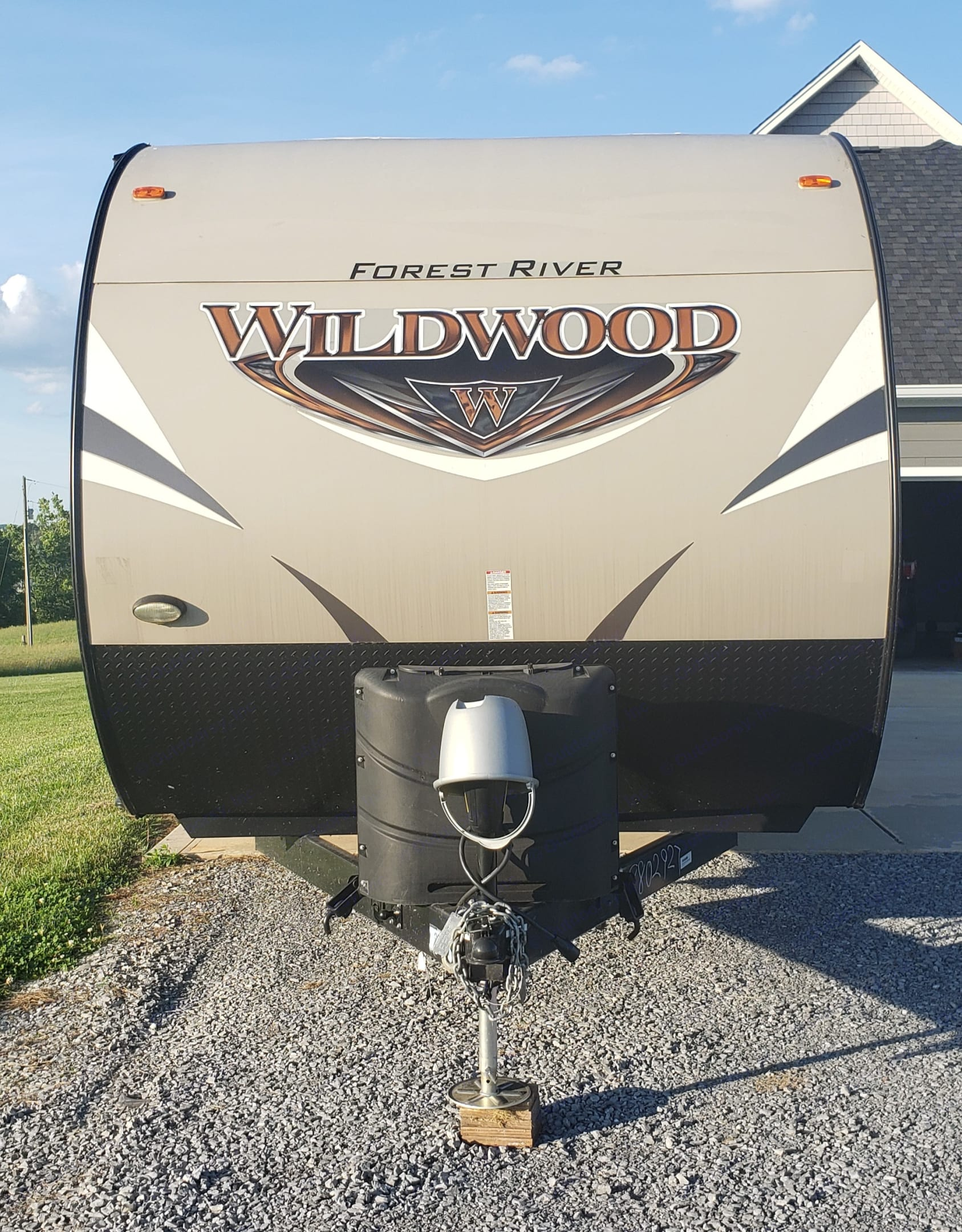 Forest River Wildwood 2018